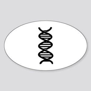 DNA Sticker (Oval)